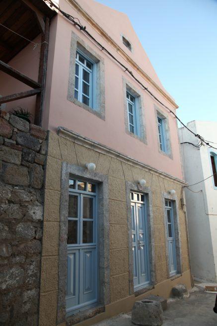 Residence in Nikeia