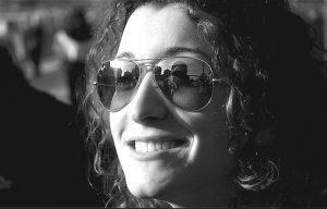 Anna Chartofyli, Architect, Nisiros